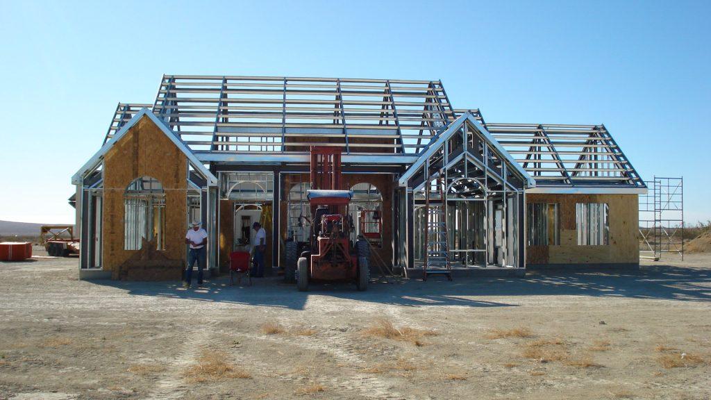 casa steel frame