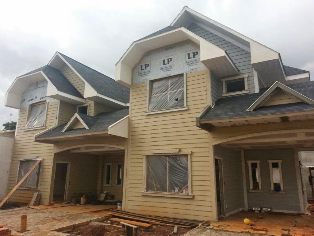 steel frame casa