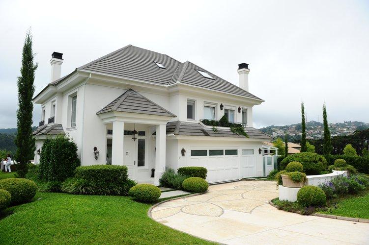 Casas americanas est o conquistando o estilo do brasil for Modelos de casas americanas