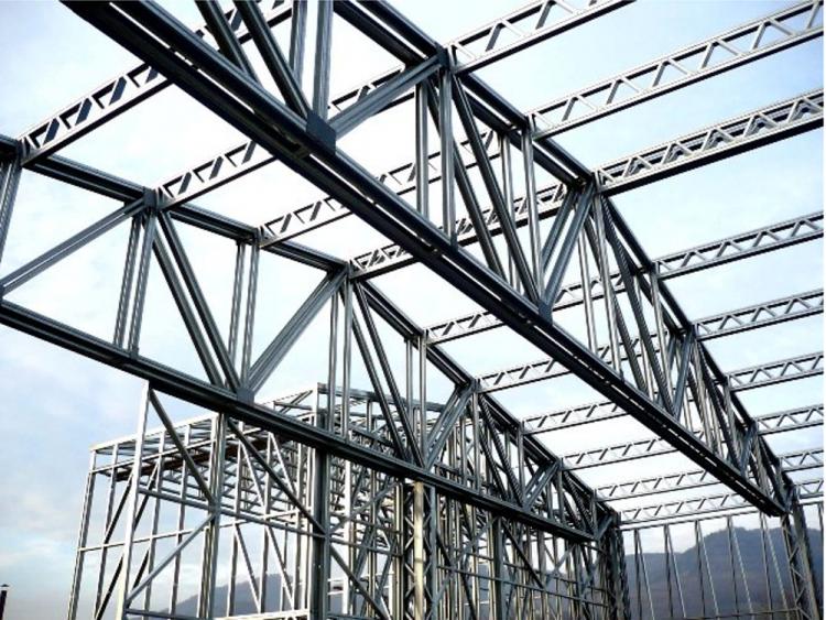 perfis steel frame estrutura