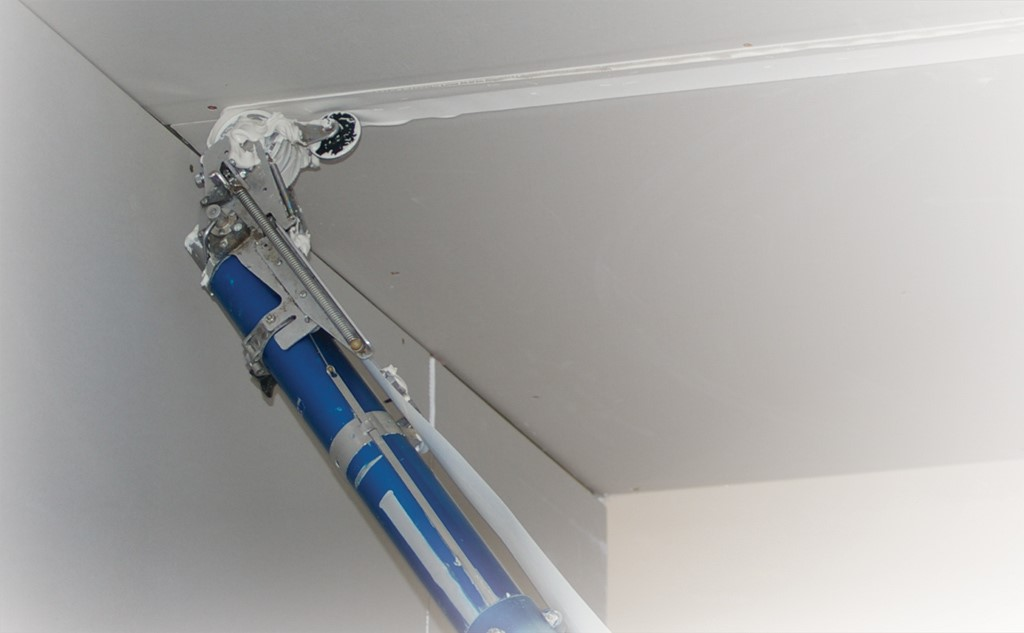 aplicador de fita bazuca drywall
