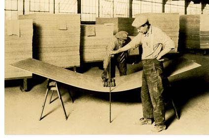 drywall invenção