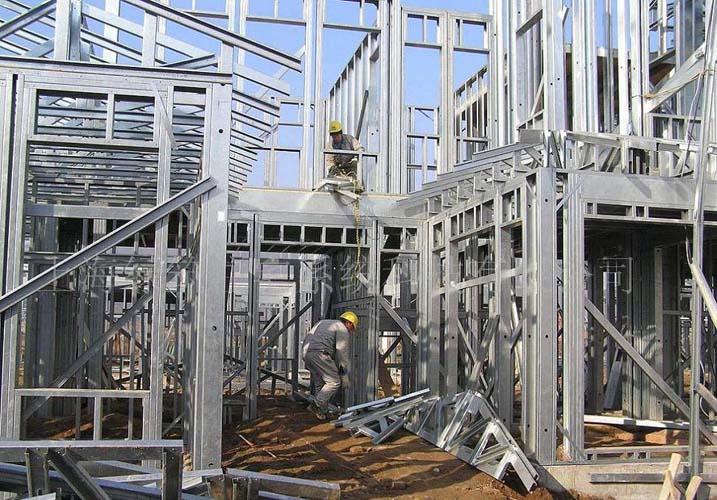 quais as desvantagens do steel frame