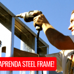 treinamento light steel frame