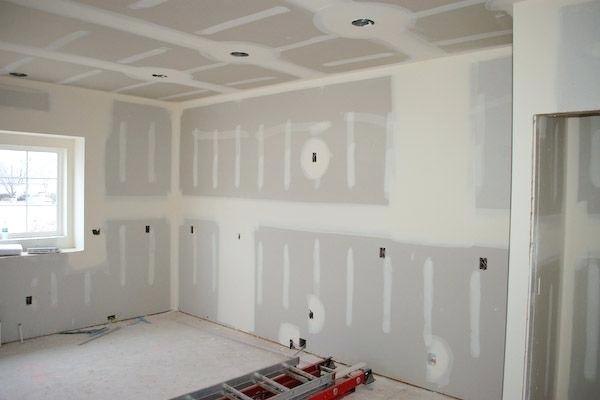 drywall preço m2